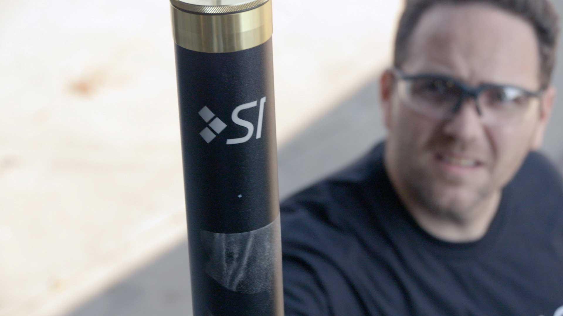 NASA screen storage tube