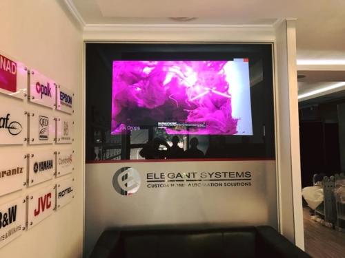 Elegant Systems Black Diamond Film