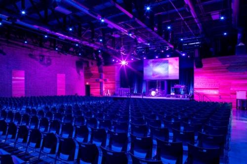 Slate XL Screen - Church of the Resurrection