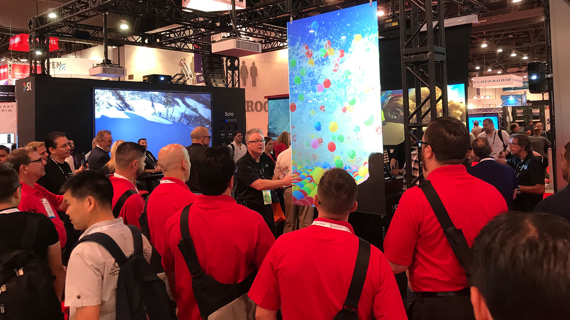 Why You Should Visit SI at InfoComm '19