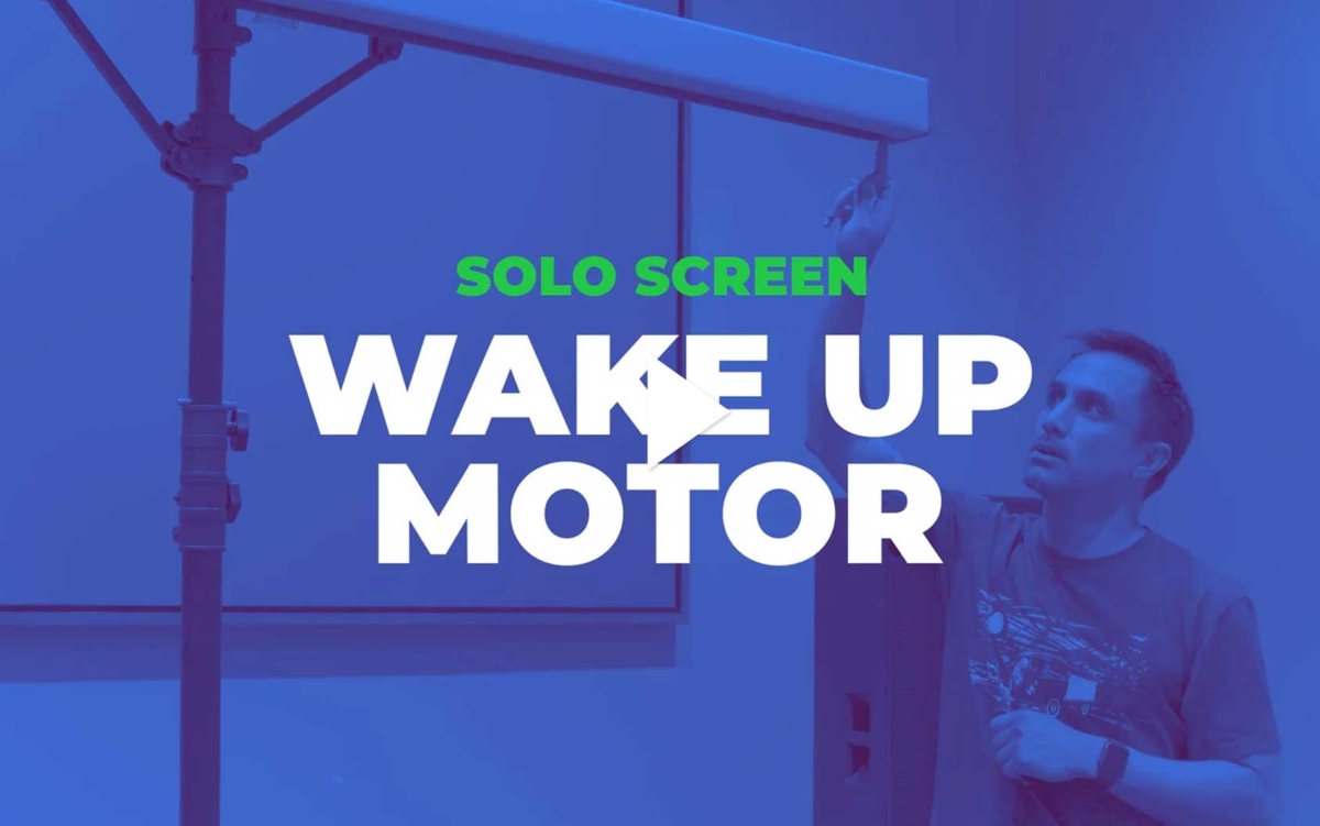 How to Wake Up Motor