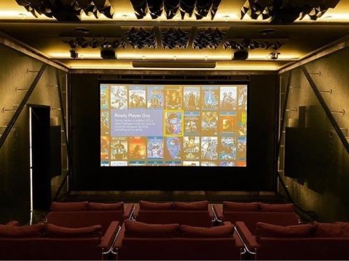 Luxe Cinema - 5 Motorized - Maestro AT