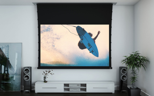 Screen Innovations Introduces Fully Redesigned Low-Voltage Motorized and Fixed Screen Technologies and Connectivity Solutions