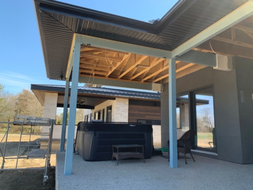 Unlimited Home Theatre, Zen outdoor shades
