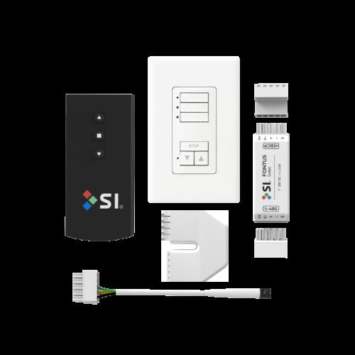 Fontus Screen Keypad & Control Kit