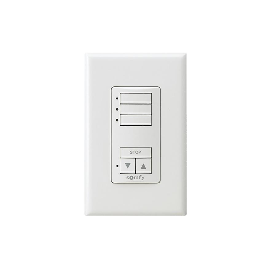 SDN DecoFlex Digital Keypad 6-Button - White