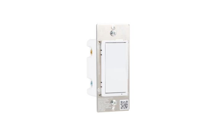 Smart Light Switch - Side Angle