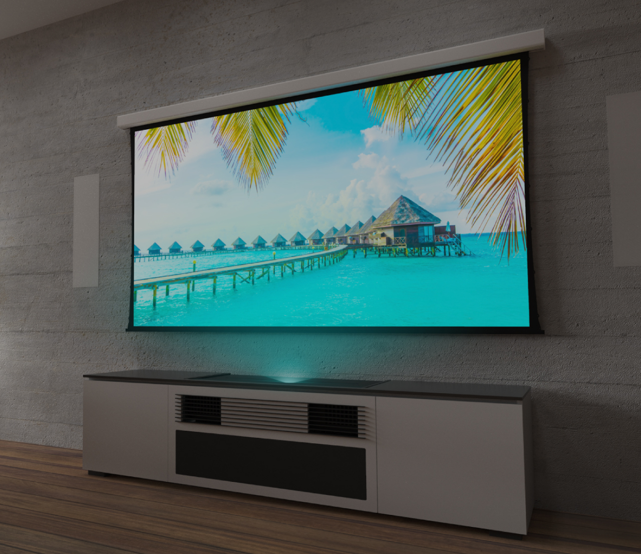 Screen Innovations Projection Screens