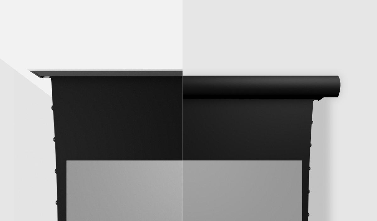 Screen - Flush vs External