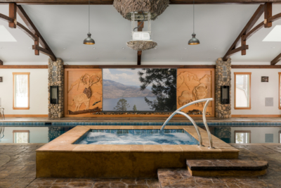 Dive-in Pool Theater Reinvents Home Theater Experience