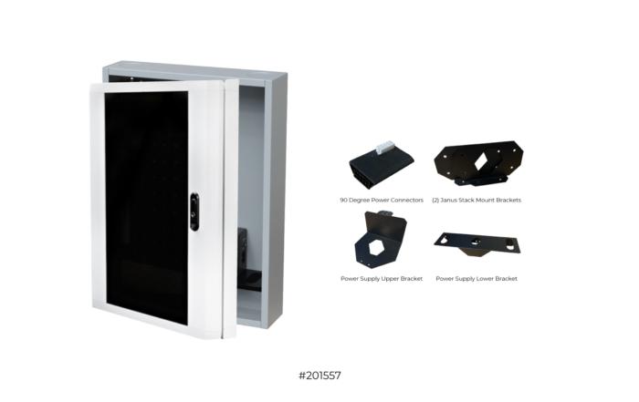 Jopplin 16-Shade Enclosure Kit