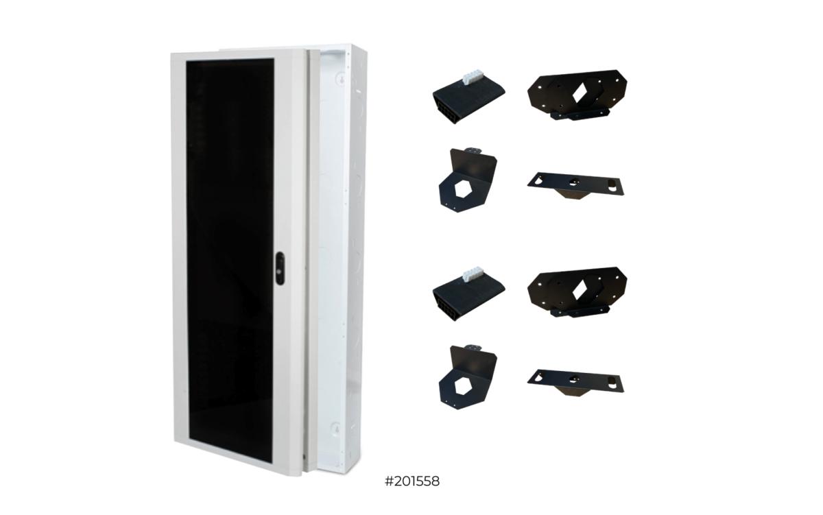 Jopplin 32-Shade Enclosure Kit