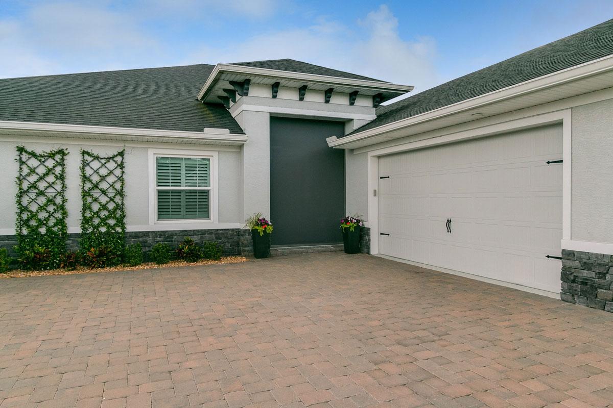 AVLT Solutions - Florida - House 3 - Door Shade