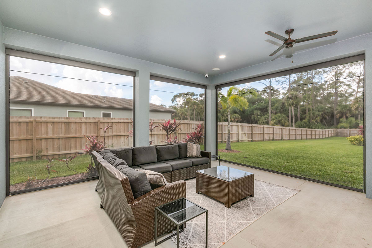 AVLT Solutions - Florida - House 1 - Shades Down