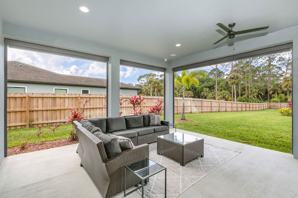 AVLT Solutions - Florida - House 1 - Shades Up