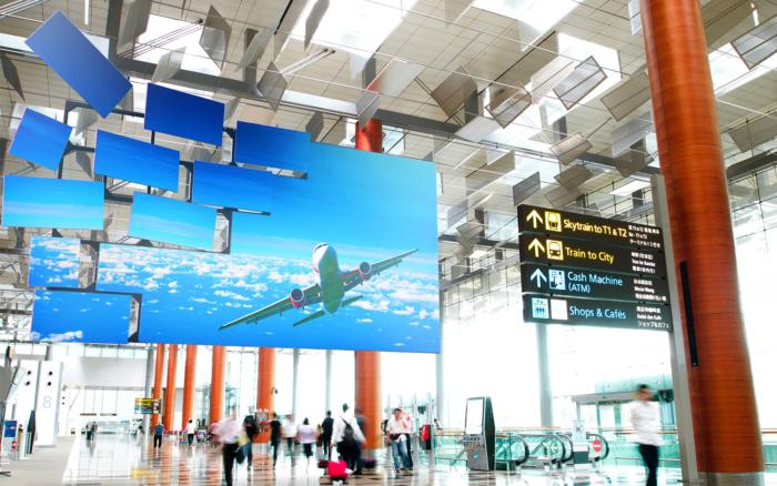 Tiles Airport