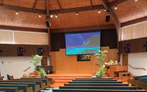 Markham Woods SDA Church - 5 Motorized - Slate 1.2 AT